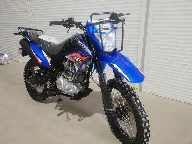 Мотоцикл эндуро желмая