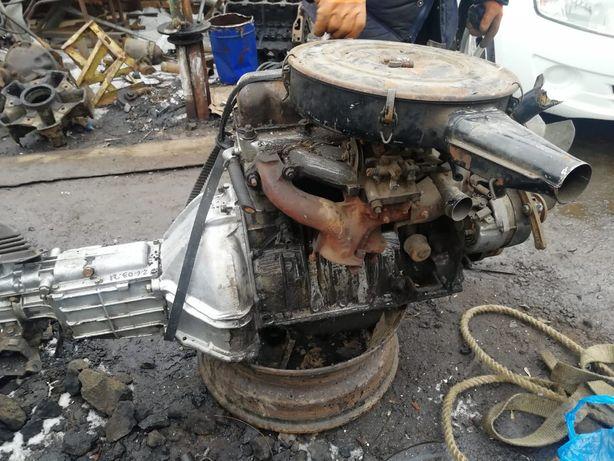 Двигатель на волгу газель