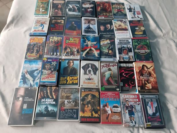 Casete video filme originale