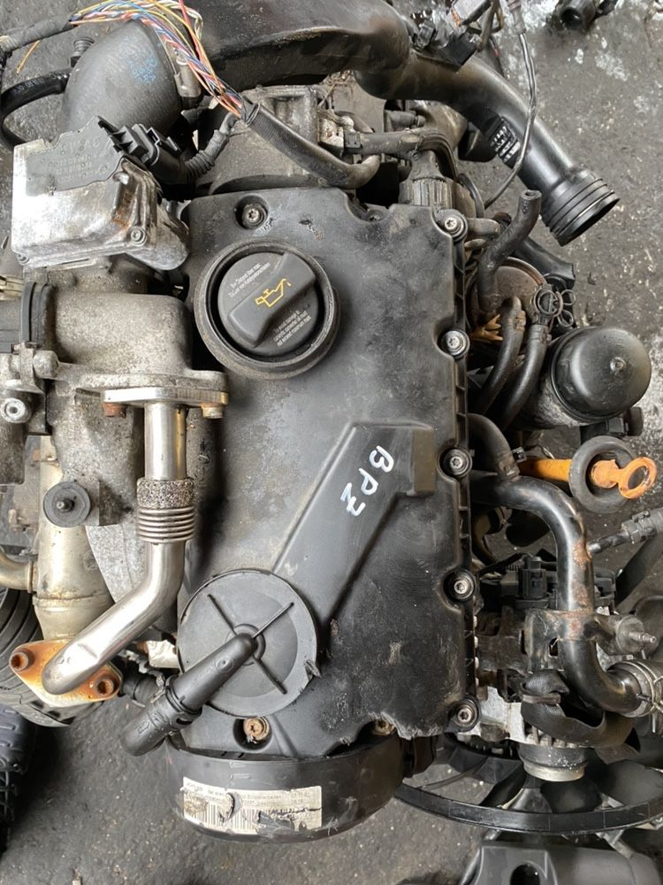 Motor skoda octavia 2\1.9tdi\BPZ\105Cp\2008