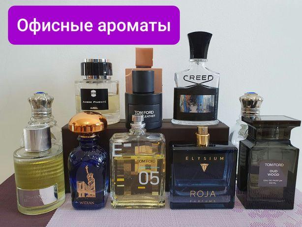 Нишевая и селективная парфюмерия на распив