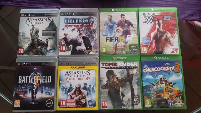 Xbox one si ps3 jocuri