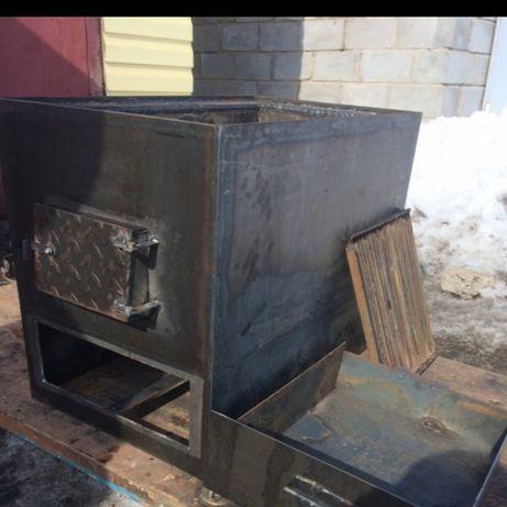 Котел отопление печь