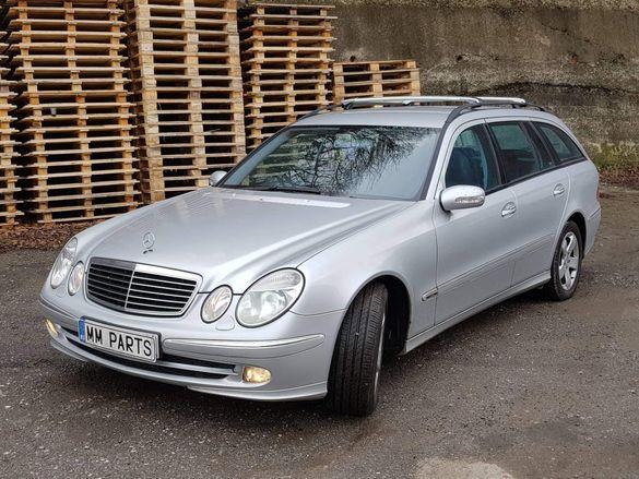 Mercedes E280cdi W211 190к.с. 7G-Tronic комби НА ЧАСТИ!