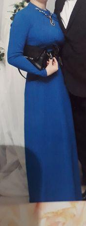 Платье длинное за 3000тг