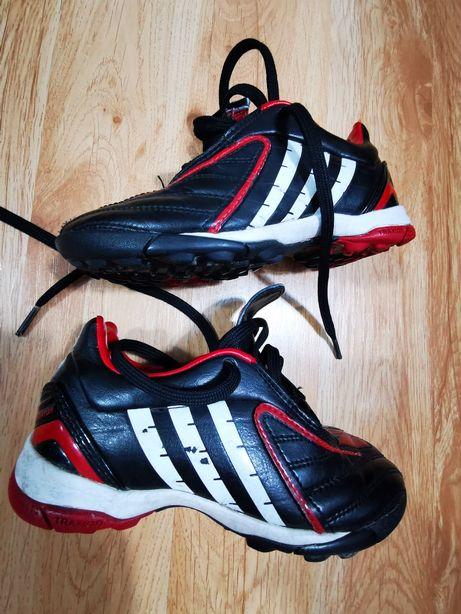 Adidași fotbal originali copii din piele naturala Adidas 28 29 5 6 ani