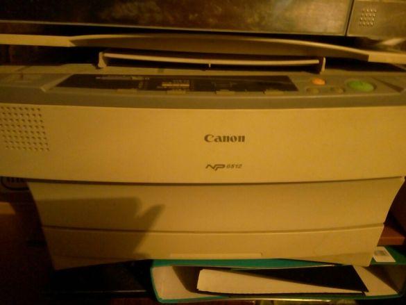 Копирна машина Canon 6512 за части