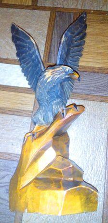 Скульптура деревянная