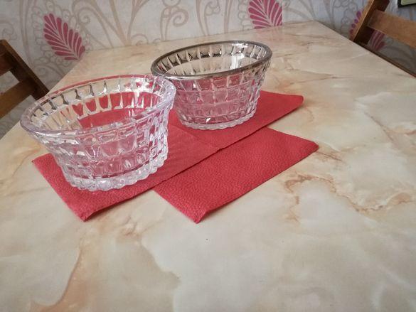 Елегантни стъклени купи , подходящи за всичко