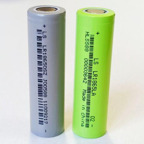 Аккумуляторы 18650 Lishen высокотоковые в шуруповёрт электротранспорт