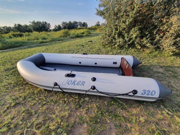 Продам лодку Joker 320 торг