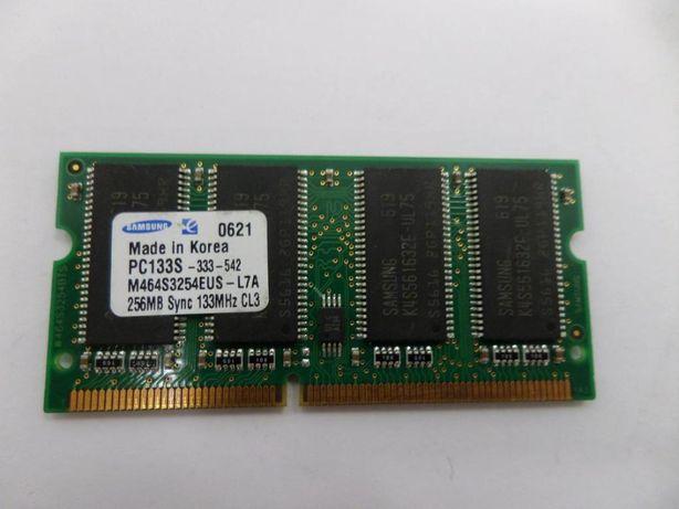 Memorie RAM 256 SDRAM 133Mhz PC133 SODIMM