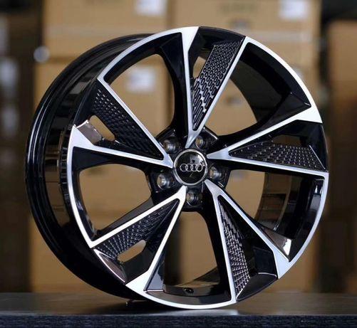Джанти за Ауди Rs Style new 18 цола Et31  5х112 чисто нови Audi Rs