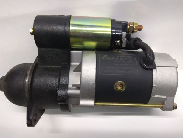 Стартер на QDJ1315A 12V 4,5kW 11 зубьев,на двигатель 4D22 (N485) FOTON
