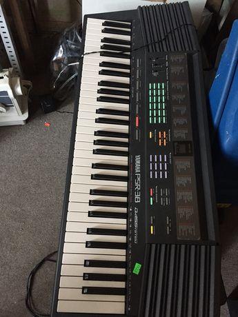 Orga Yamaha psr 38