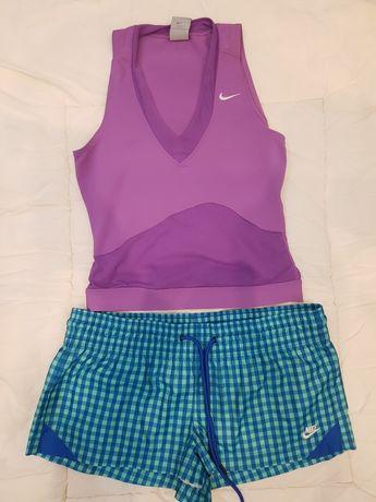 Pantaloni Nike originali+tricou nike original, ambele la doar 45 lei
