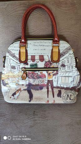 Дамска чанта марка Nicole Lee