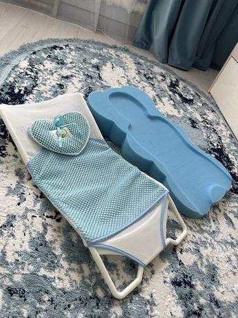 Матрасик для купания малыша