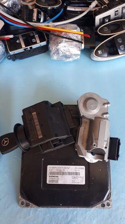 Компютър двигател за Меrcedes C180 ,Е180 Компресор