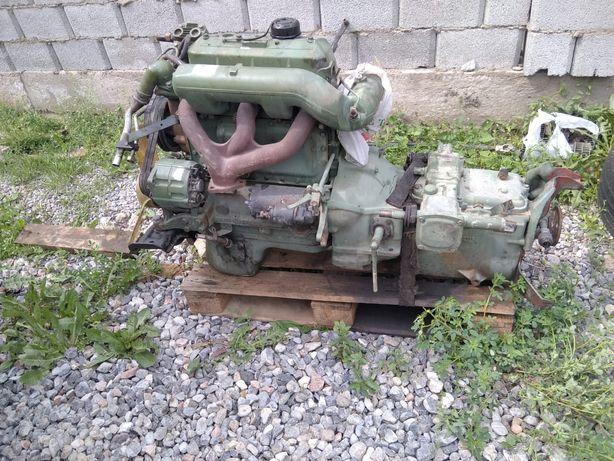 Двигатель 364 на мерседес 814