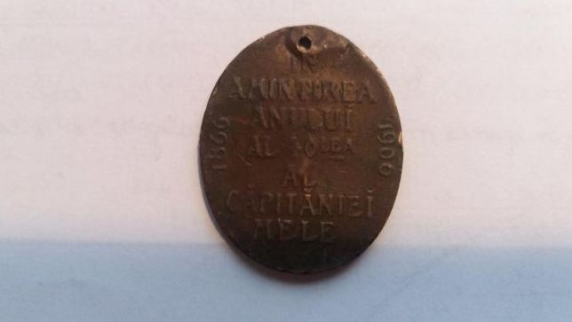 Medalie Carol I , 1906