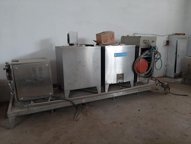 Продам оборудование для производства мороженого
