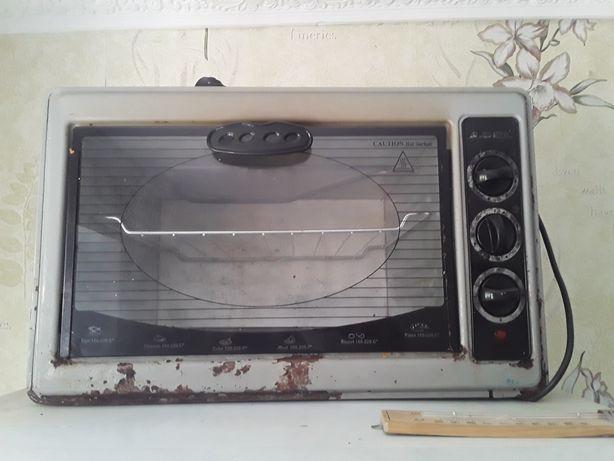 Продам настольную электро печь