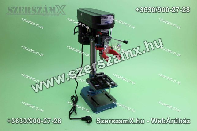 Haina HN1701 Mașină de găurit pe coloană 1650W 16mm + menghină