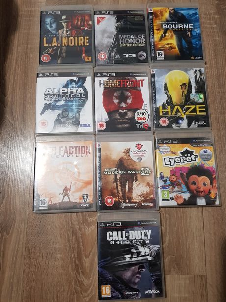 Joc / jocuri playstation 3 ps3 L.A Noire metal of Honor Gaze Alpha