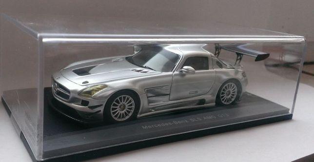 Macheta Mercedes-Benz SLS AMG GT3 2014 - Spark 1/43