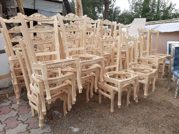 Каркас из дерева для стульев