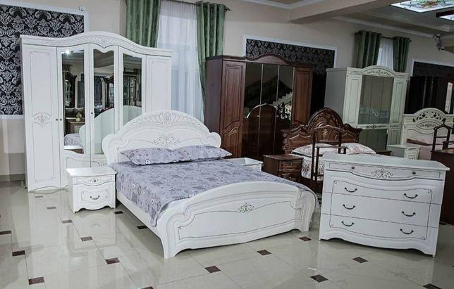 """Спальный гарнитур """"Джамилия """" 5 дв Дешево мебель со склада"""