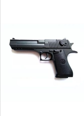 Продам металлический пистолет!