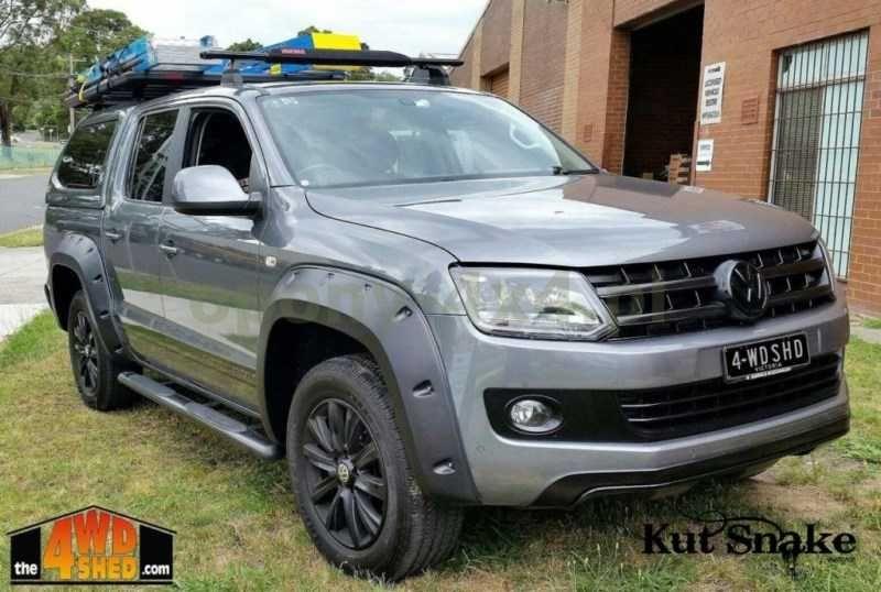 Overfendere VOLKSWAGEN VW AMAROK (2010-2016) - KUT SNAKE