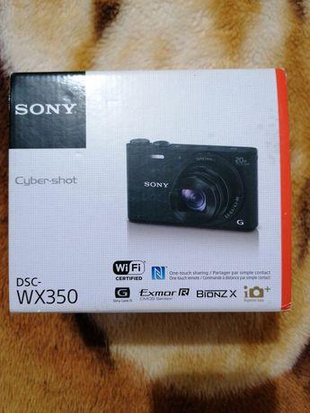 Aparat Sony DSC-WX 350