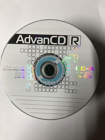 CD-R без запис