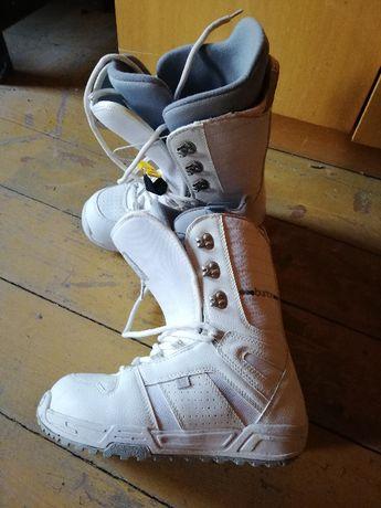 Boots (alb) Burton CASA + BONUS PANTALONI