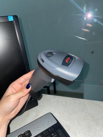 Сканер для штрих-кодов ШК АТОЛ 2108 USB 2D