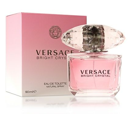 Versace Bright Crystal EDT 90мл