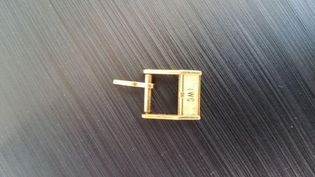 Catarama curea ceas aurita originala IWC