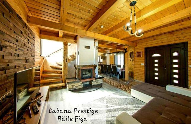 Revelion disponibil!Cabana Prestige Cazare Băile Figa (ciubar )