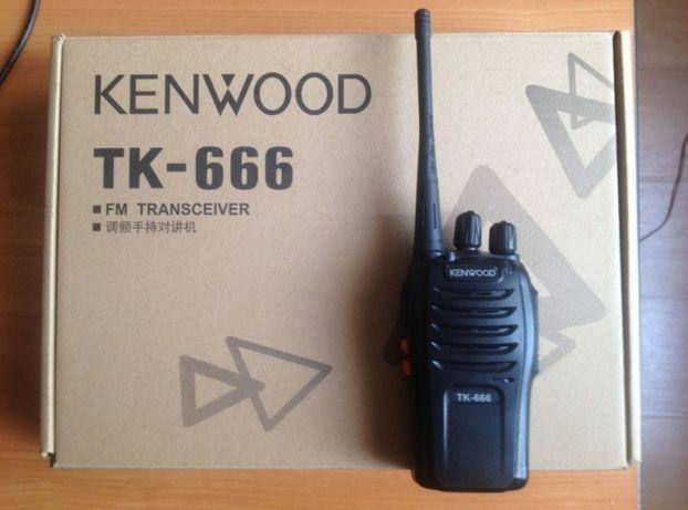 Рация Kenwood TK-666 / радигстанция