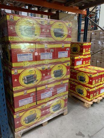Filtru pompa filtrat 12 PLACI incluse vin țuica ROVER Colombo Italia