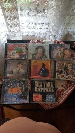Продавам дискове с музика