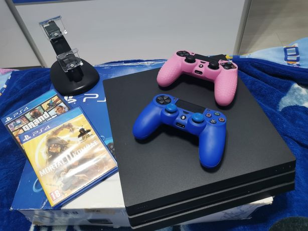 PlayStation 4 Pro / PS4 Pro Impecabil