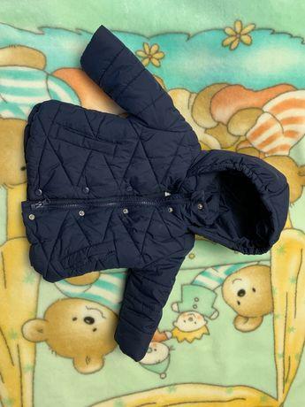 Куртка детская осень-весна в отличном состоянии