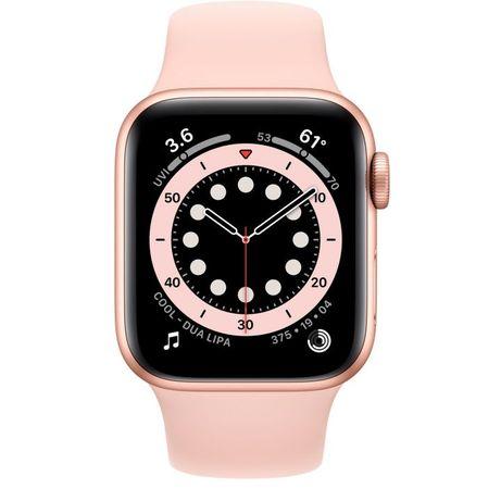 Apple Watch 6 44mm rose gold
