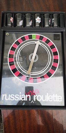 Настолна игра за възрастни Руска Ролетка