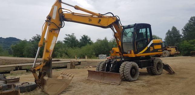Excavator JCB JS130W