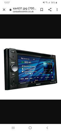 Media player Sony XAV 63
